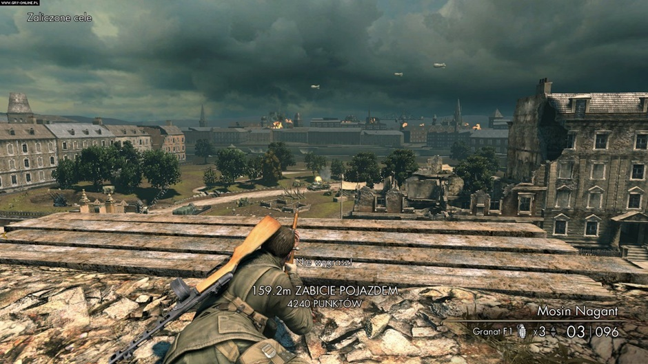 Sniper Elite V2 Screenshot 03