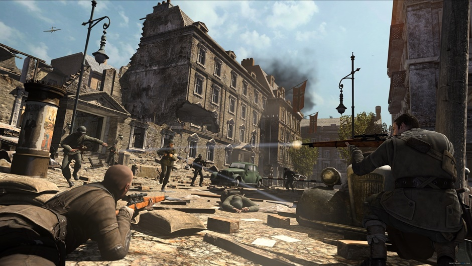 Sniper Elite V2 Screenshot 04