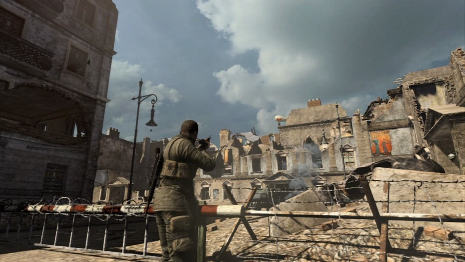 Sniper Elite V2 Screenshot 05