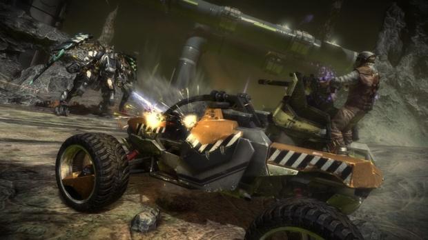 Starhawk Screenshot 01