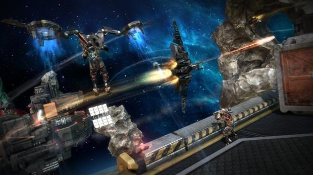 Starhawk Screenshot 02
