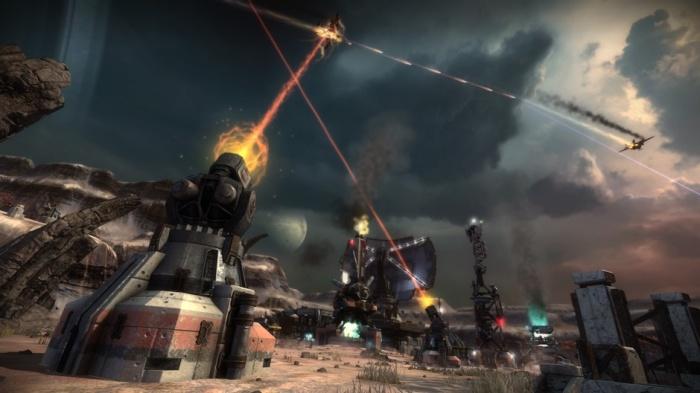 Starhawk Screenshot 04