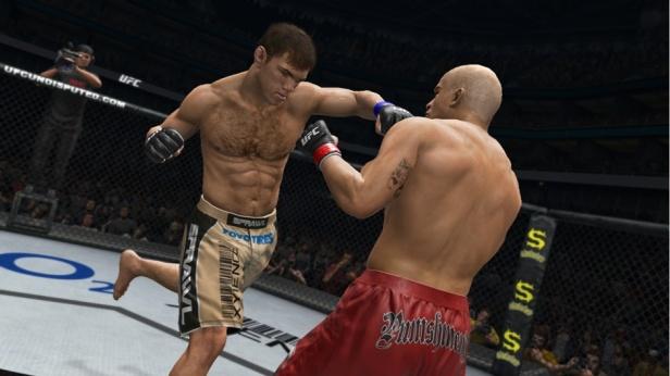 UFC Undisputed 3 Screenshot 01