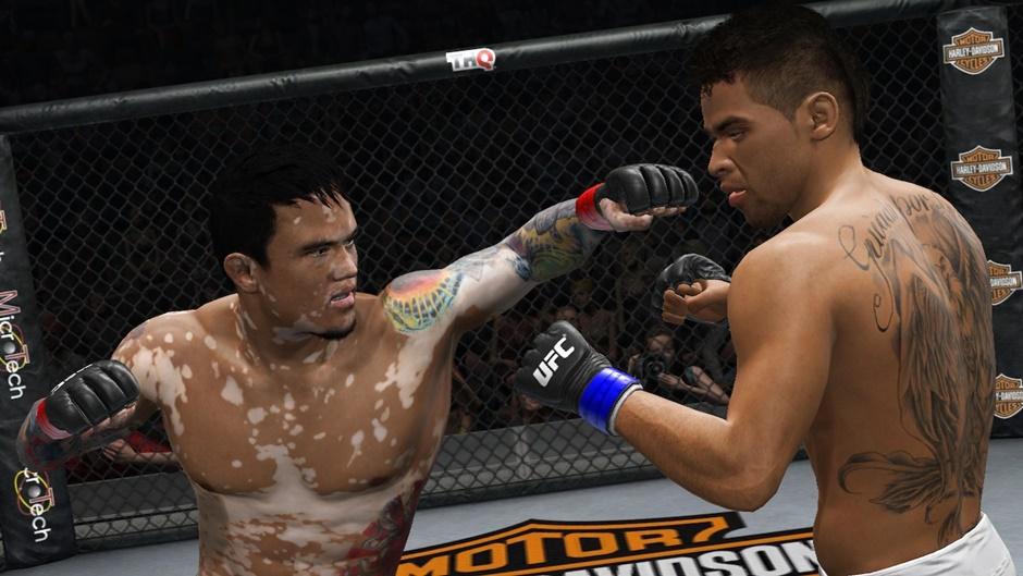 UFC Undisputed 3 Screenshot 02