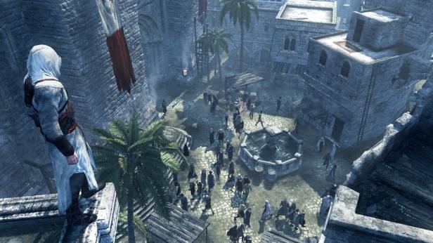 Assassin's Creed Screenshot 01