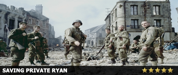 Saving Private Ryan Review