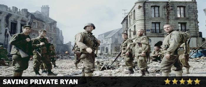 Saving Private Ryan Review