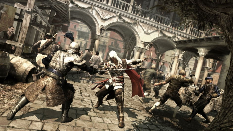 Assassin's Creed II Screenshot 01