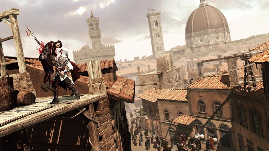 Assassin's Creed II Screenshot 02