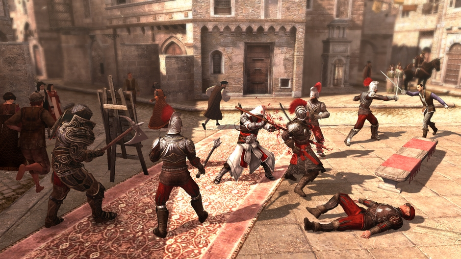 Assassin's Creed Brotherhood Screenshot 01