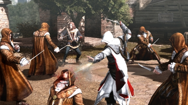 Assassin's Creed Brotherhood Screenshot 02