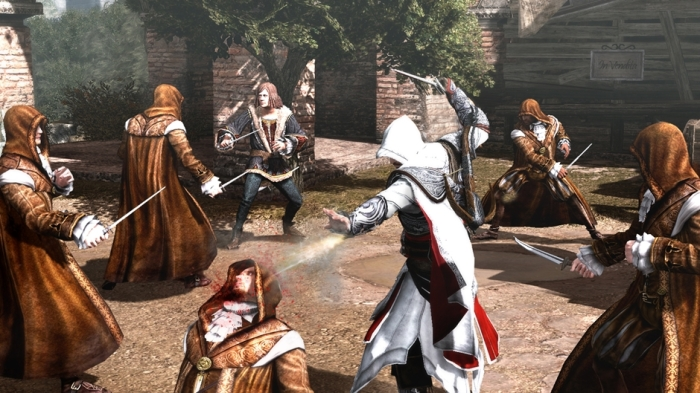 Assassin's Creed Brotherhood Screenshot 02
