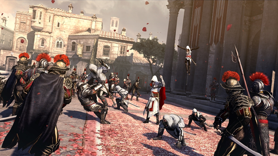 Assassin's Creed Brotherhood Screenshot 03