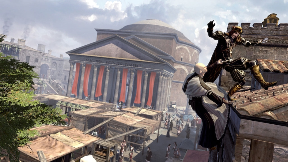 Assassin's Creed Brotherhood Screenshot 04