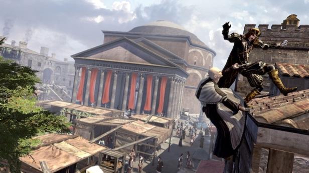 Assassin's Creed Brotherhood Screenshot 04