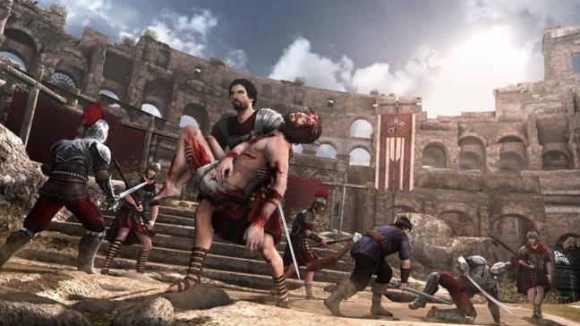 Assassin's Creed Brotherhood Screenshot 05