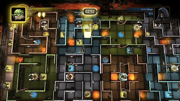 Dungeon Twister Screenshot 01