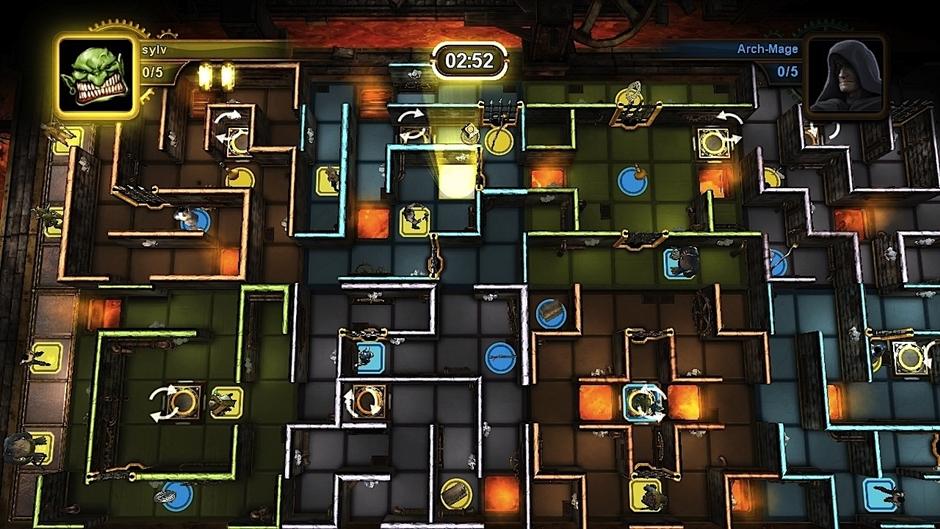 Dungeon Twister Screenshot 01