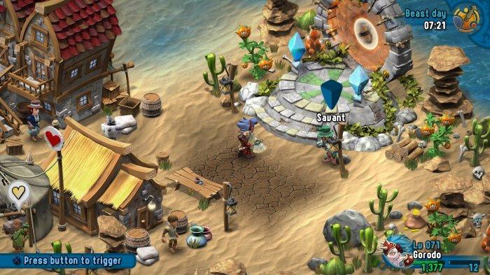 Rainbow Moon Screenshot 02