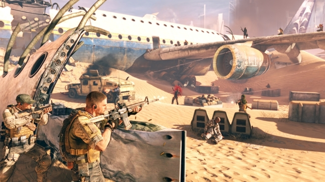 Spec Ops: The Line Screenshot 01