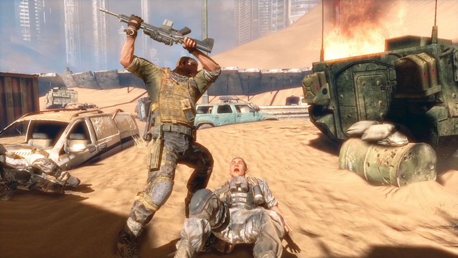 Spec Ops: The Line Screenshot 02