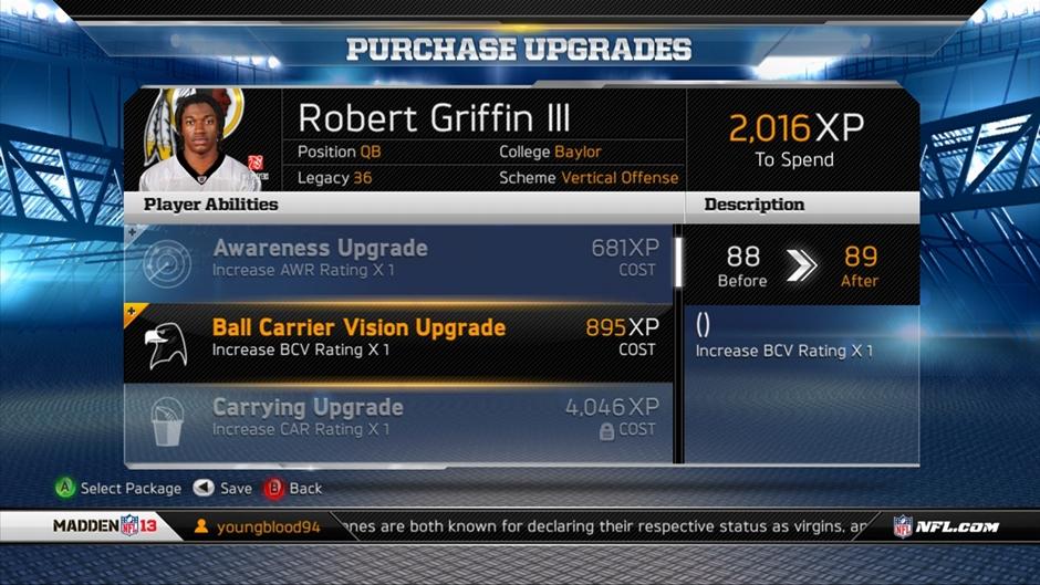 Madden NFL 13 Screenshot 07