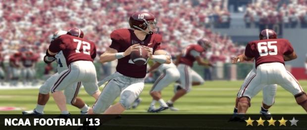 NCAA Football 13 Review