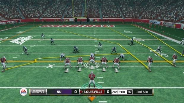NCAA Football '13 Screenshot 03