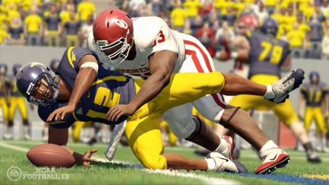 NCAA Football '13 Screenshot 04