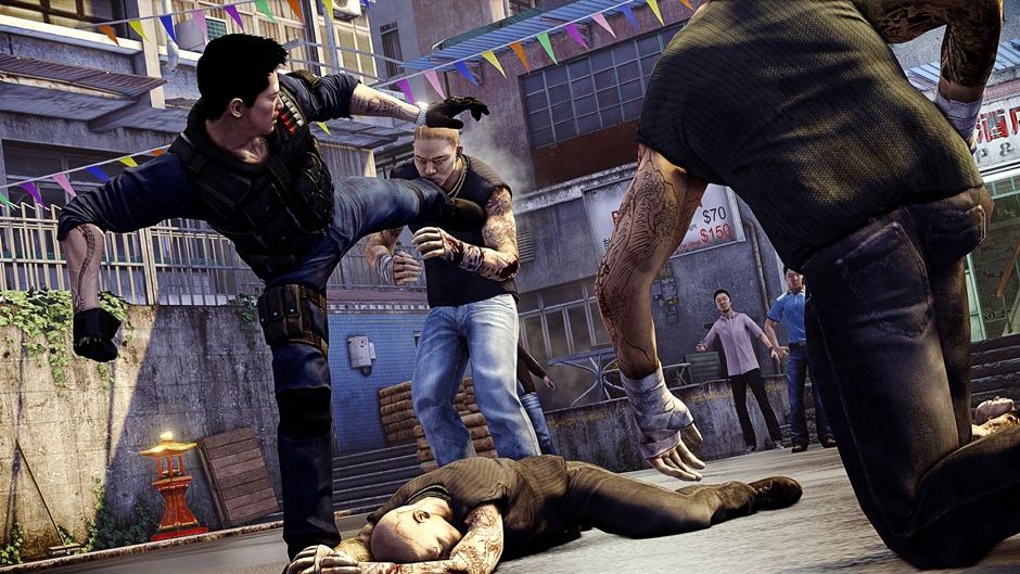 Sleeping Dogs Screenshot 02
