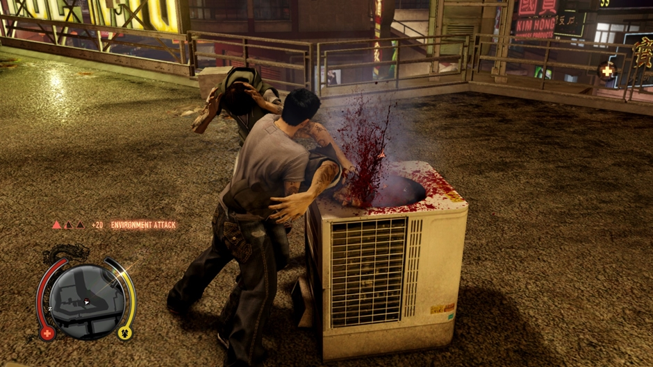 Sleeping Dogs Screenshot 03
