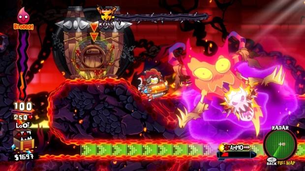 Hell Yeah Wrath of the Dead Rabbit Screenshot 01