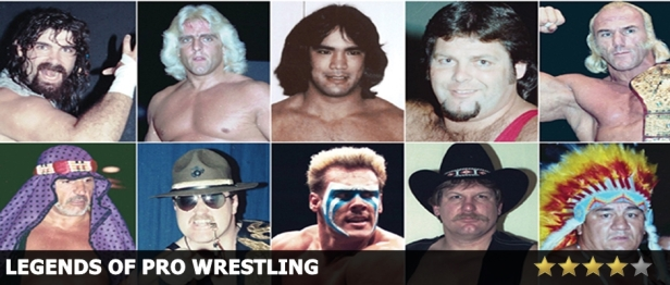 Legends of Pro Wrestling Review