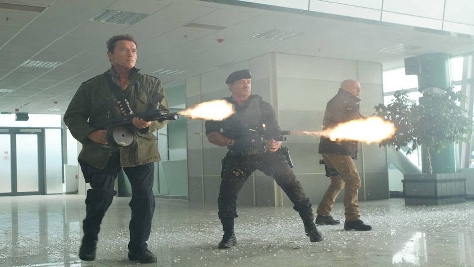 The Expendables 2 Pic01