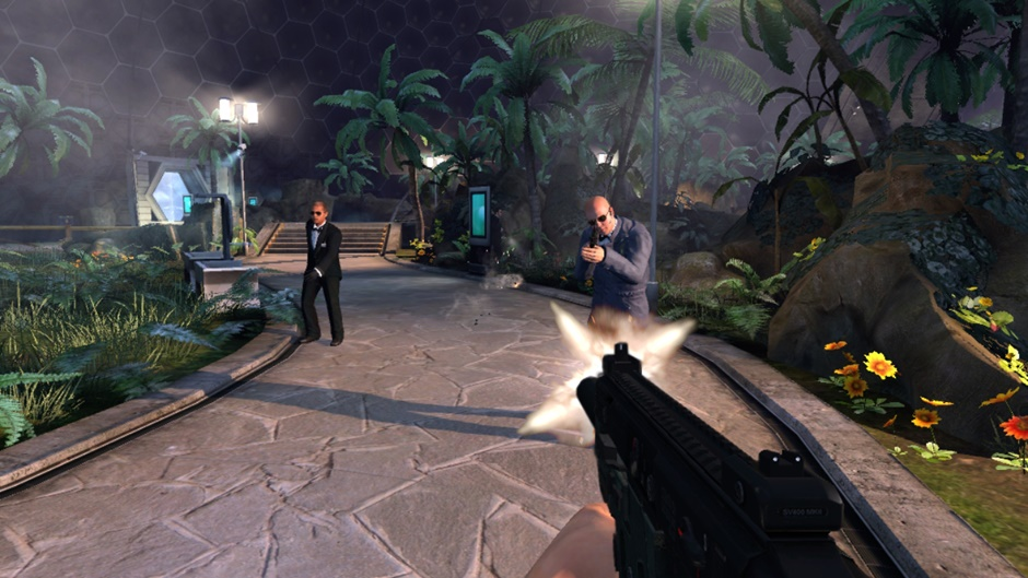 007 Legends Screenshot 01
