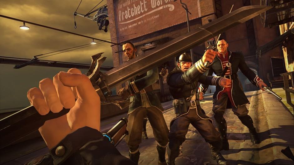Dishonored Screenshot 03