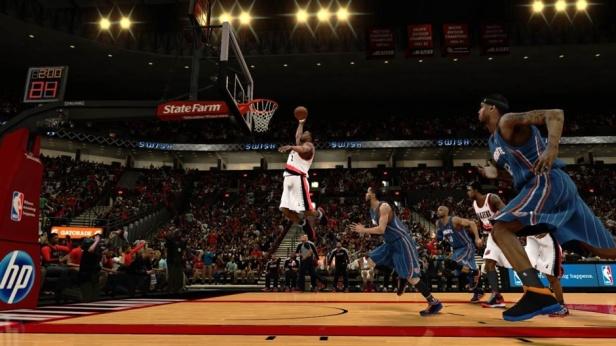 NBA 2K13 Screenshot 01
