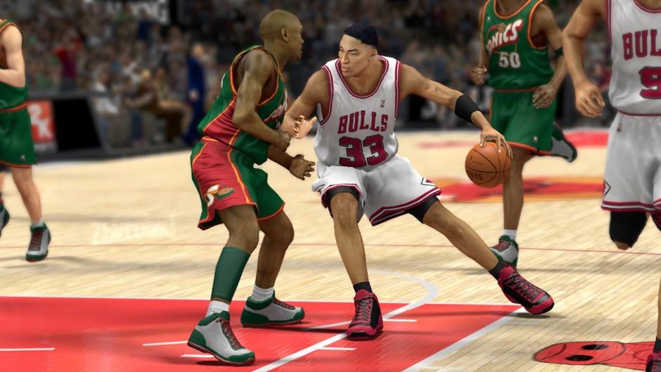 NBA 2K13 Screenshot 02