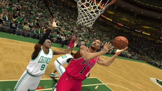 NBA 2K13 Screenshot 03