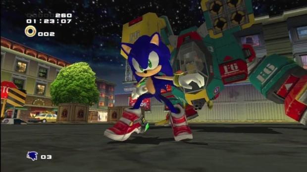Sonic Adventure 2 HD Screenshot 01