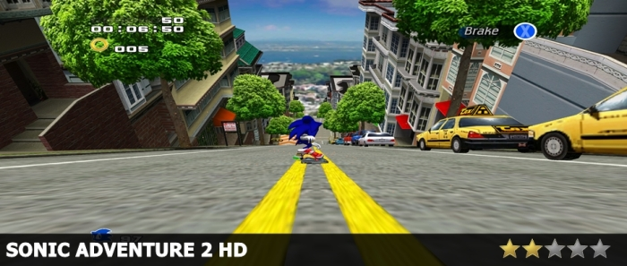 Sonic Adventure 2 HD Review
