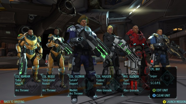 XCOM Enemy Unknown Screenshot 02