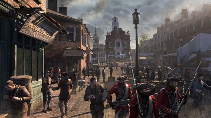 Assassin's Creed 3 Screenshot 01