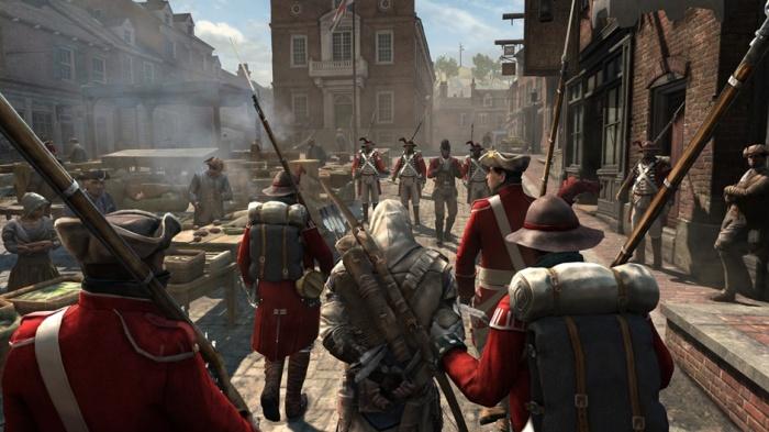 Assassin's Creed 3 Screenshot 02