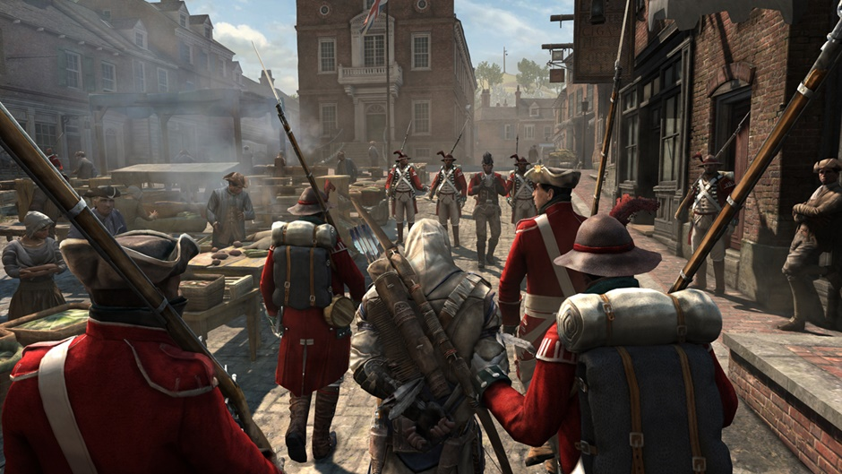 Assassin's Creed 3 Screenshot 02
