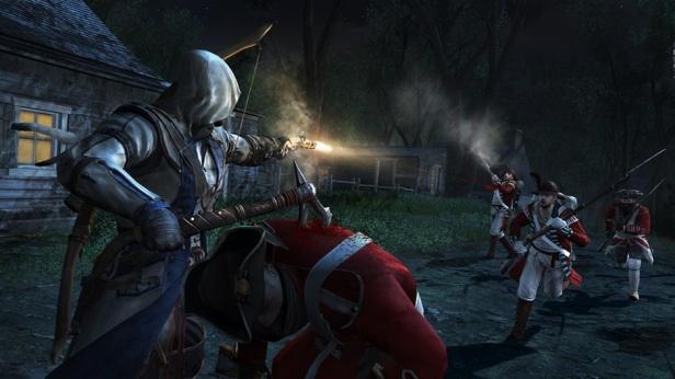 Assassin's Creed 3 Screenshot 03