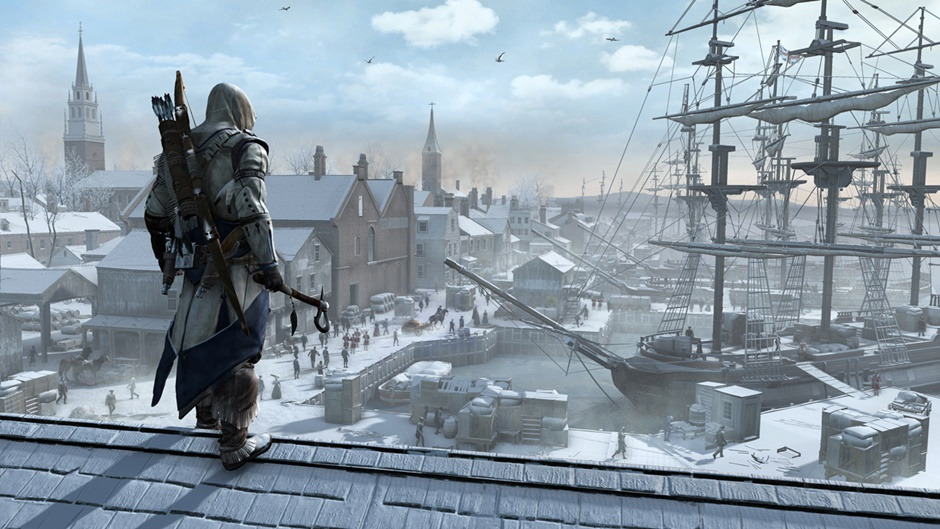 Assassin's Creed 3 Screenshot 04