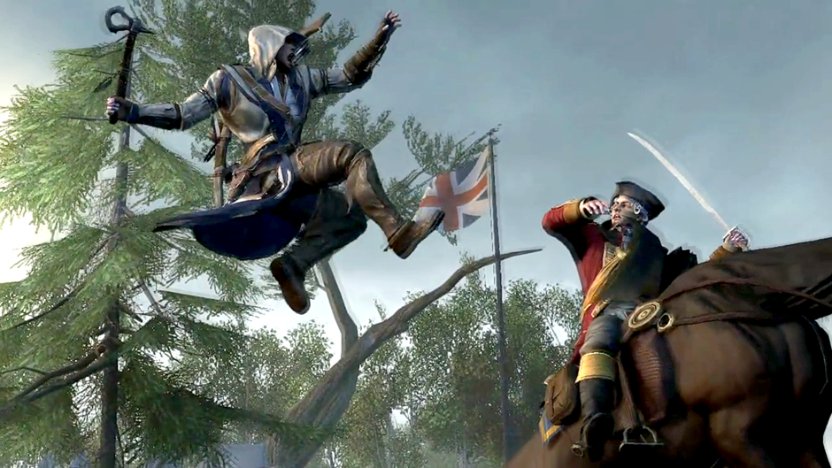 Assassin's Creed 3 Screenshot 05