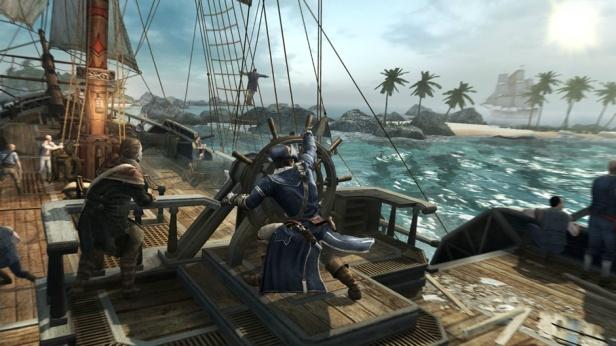 Assassin's Creed 3 Screenshot 06