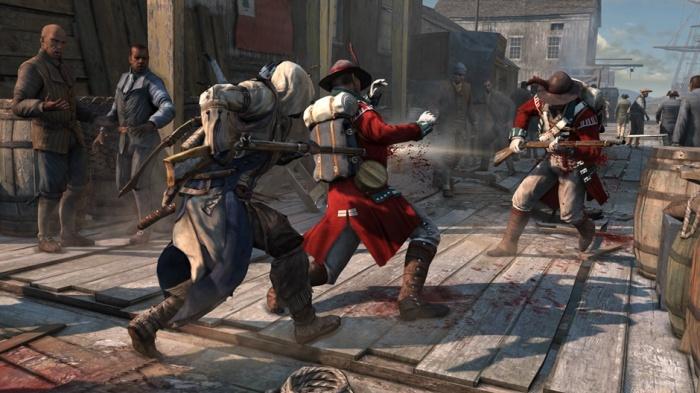 Assassin's Creed 3 Screenshot 07